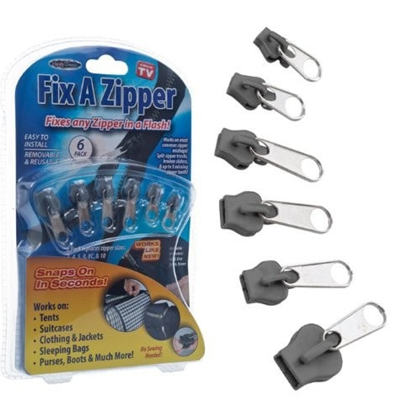 Fix A Zipper - Best Seller - Black Friday Special - Deal Ends Soon