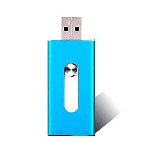 iOS Flash USB Drive for iPhone & iPad - Best Seller - Black Friday Special - Deal Ends Soon