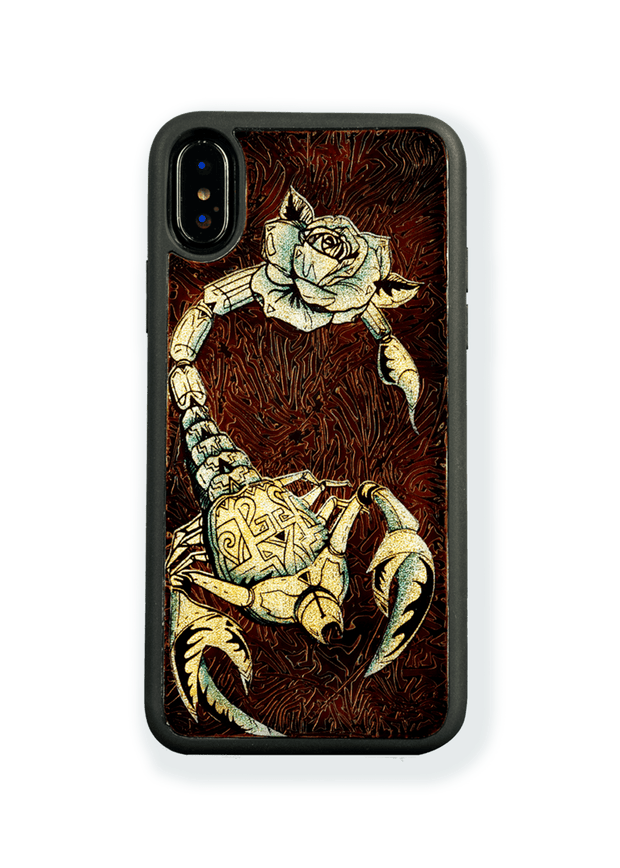 Bọ Cạp (Scorpion), iPhone X/Xs