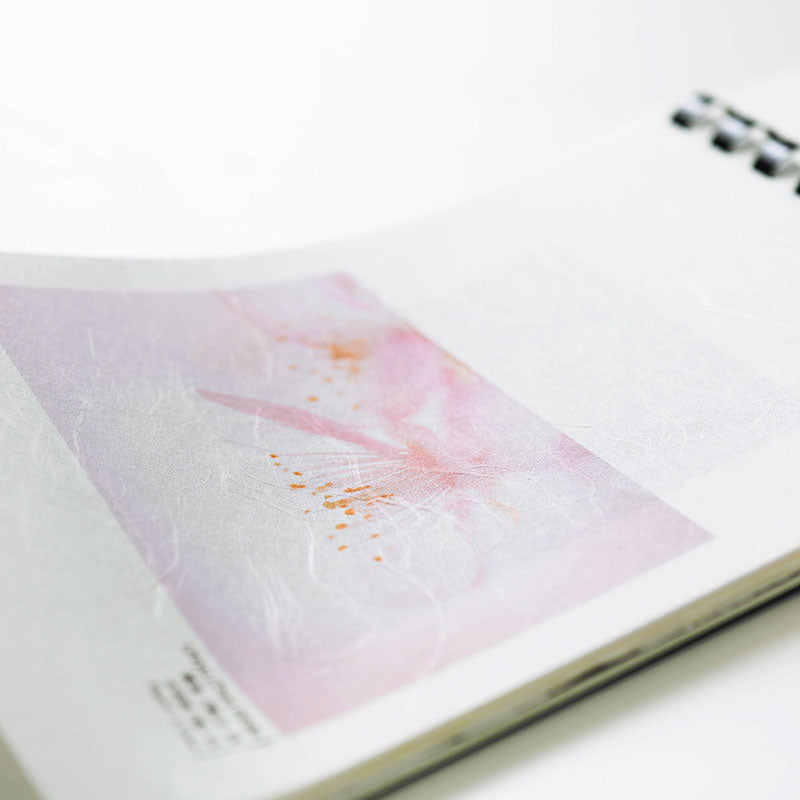AIJP Inkjet Paper Printed Sample Book