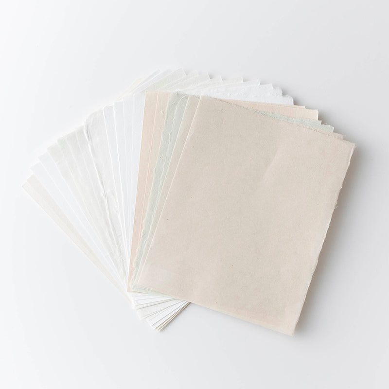 Awagami Editioning Fine Art Paper Sample Pack