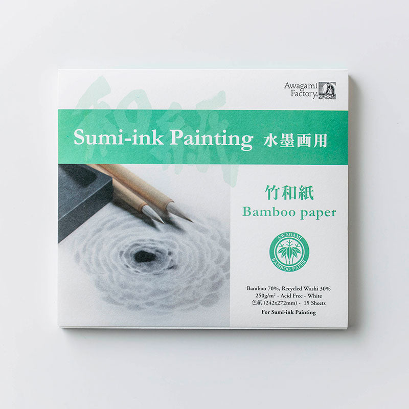 Art Pad - Bamboo Sumi (15 sheets)