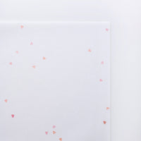 A4 Washi Paper Pack - Heart Inclusions (20 sheets)