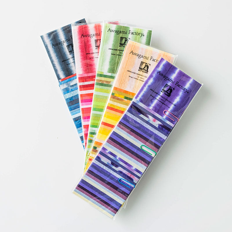 Awagami Collection Washi Sets