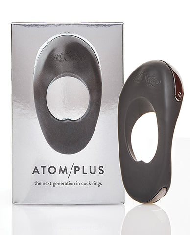 Hot Octopuss Atom Plus Best Vibrating Cock Ring Masturbation Toy For Men - PleasureYouPleasureMe