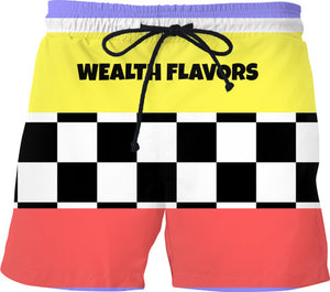 Wealth Flavors Shorts - Flavorsofwealth