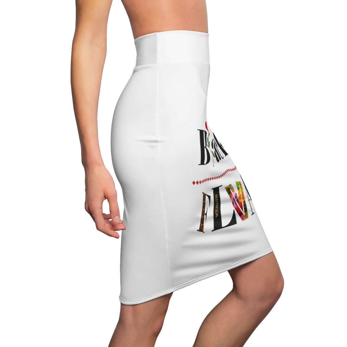 Women's Pencil Skirt - Flavorsofwealth