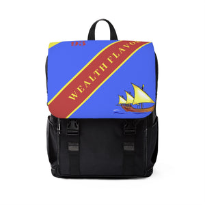 Wealth Sailors Bag - Flavorsofwealth