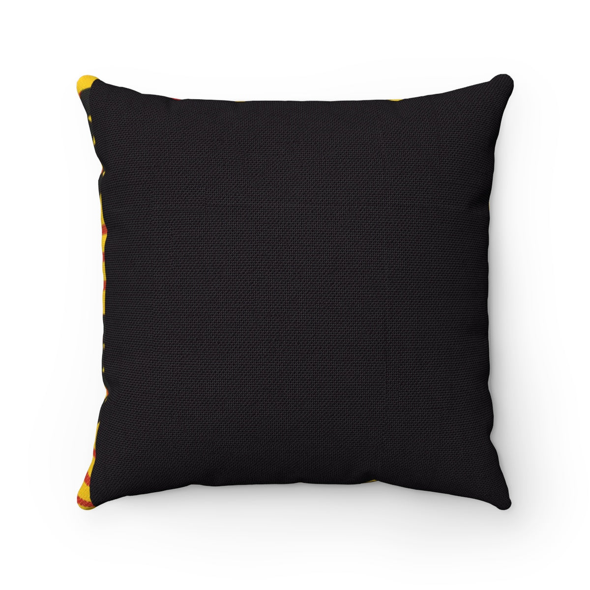 X Spun Polyester Square Pillow - Flavorsofwealth