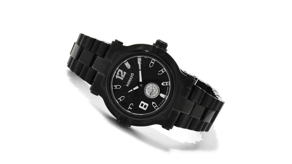 Renato Swiss Beast Diamond Limited Production 75pcs All Black