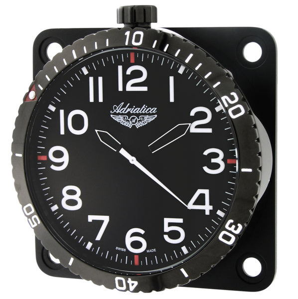 Adriatica Swiss Made Aviation Dash Board Watch