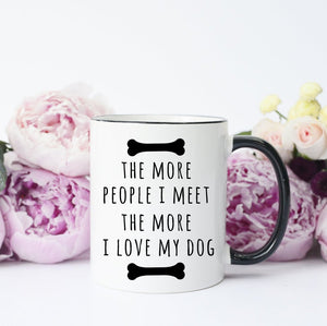 Dog Lover Mug - Courtois' Creations{Custom Apparel+Boutique}