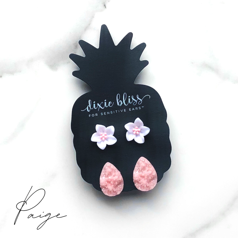 Paige - Dixie Bliss - Duo Stud Earring Set