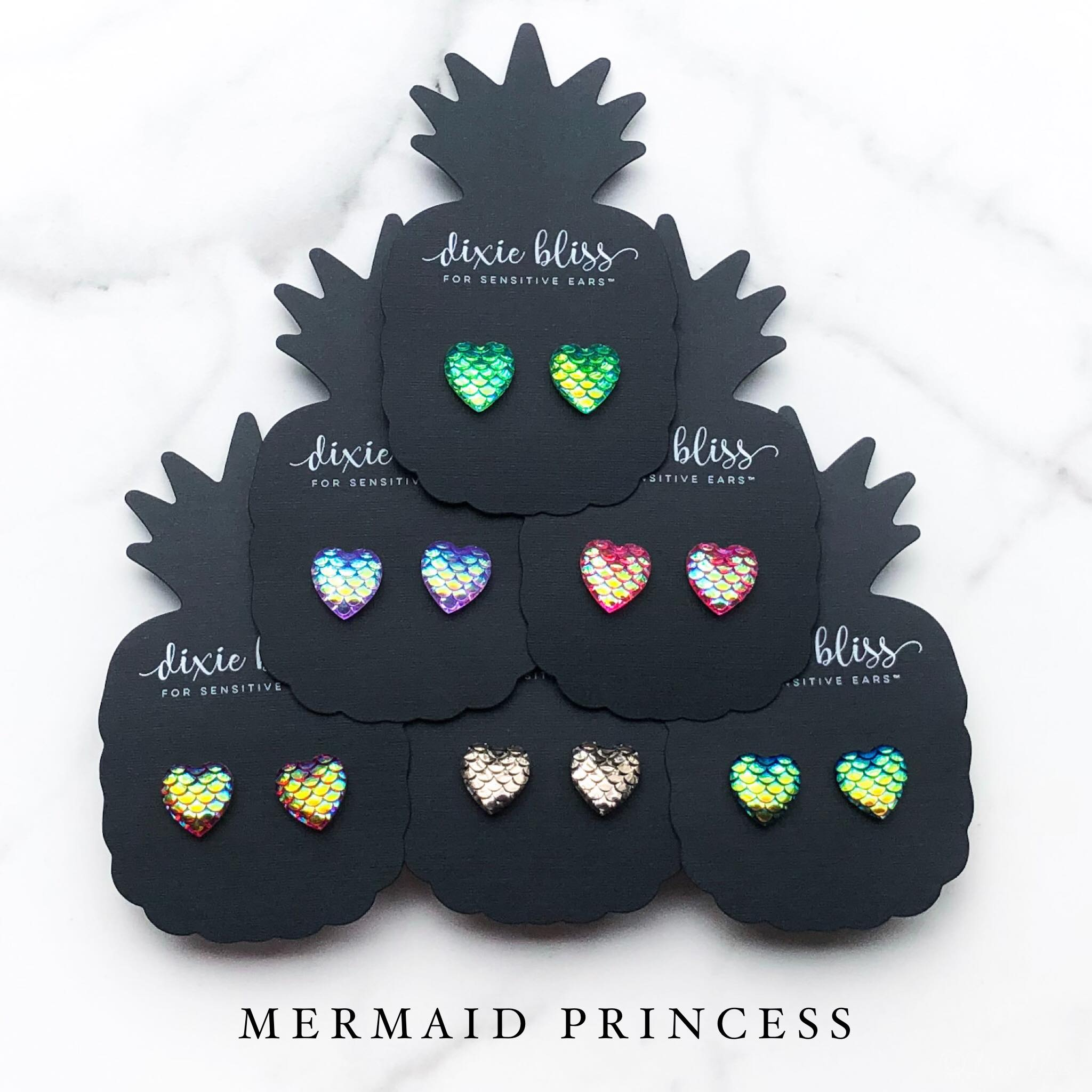 Mermaid Princess - Dixie Bliss Luxuries