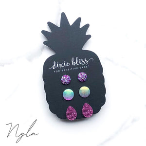 Nyla Trio - Dixie Bliss Luxuries