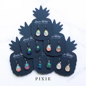 Pixie - Dixie Bliss - Leverback Earring