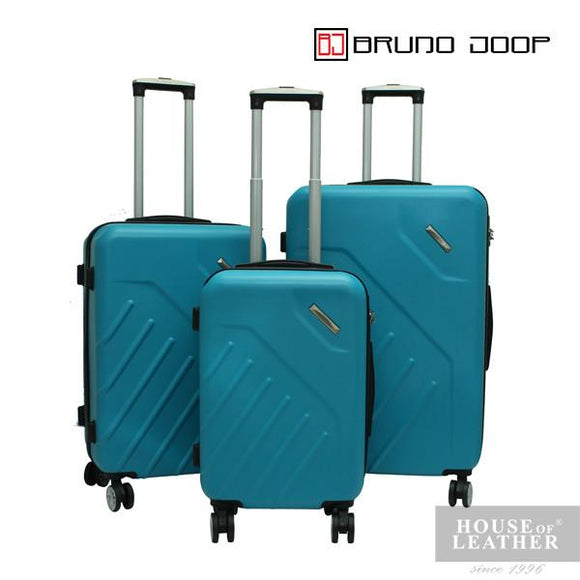 BRUNO JOOP Camber BJ730012 Trolley Case - Green - Leatherhouse2u  - 1