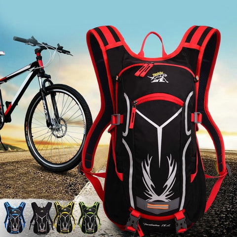 18L Waterproof Outdoor Sport Bicycle Backpack Ultralight Bike Riding Travel Mountaineering Camping Bag Large Capacity 5 Colors