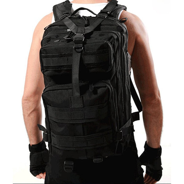 Men Outdoor backpack Military  Backpack Camping Hiking Hunting Trekking Backpack