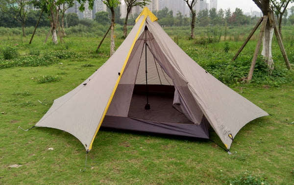 Camping Inner Tent Ultralight For 3-4 Person