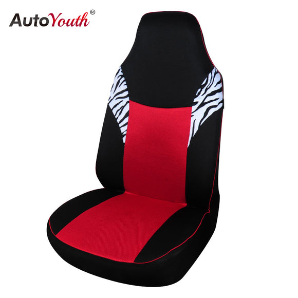1PCS Sandwich Cloth Classic Car Seat Cover Universal Fit Most Cars Styling Accessories Protector