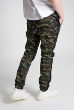 Load image into Gallery viewer, Attention | Camo Joggers