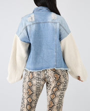 Load image into Gallery viewer, Bricks Baby Trucker | Denim Jacket