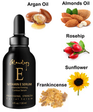 Load image into Gallery viewer, Glamology Naturals Vitamin E Serum for Face