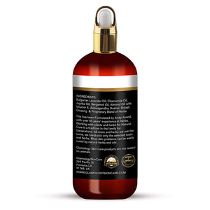 Sensual Massage Oil for Sex to Excite Lovers with Lavender