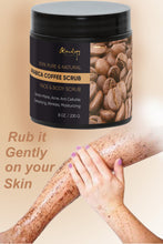 Load image into Gallery viewer, Pure Coffee Body Scrub For Stretch Mark Acne & Anti Cellulite