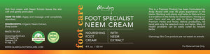 Glamology Foot Specialist Cream- Treatment for Dry Cracked Feet