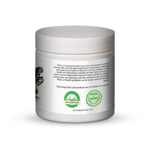 Tooth Whitener Powder With Neem, Baking Soda, Clove and Peppermint & Herbs