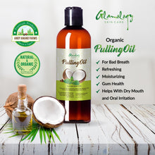 Load image into Gallery viewer, Organic Pulling oil with Coconut, Neem & Clove