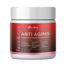 Load image into Gallery viewer, Glamology Organic Anti Aging Cream