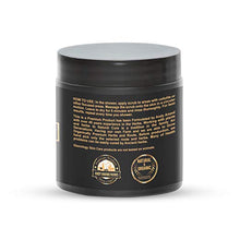 Load image into Gallery viewer, Activated Charcoal Dead Sea Scrub, Pore Minimizer & Reduces Wrinkles,