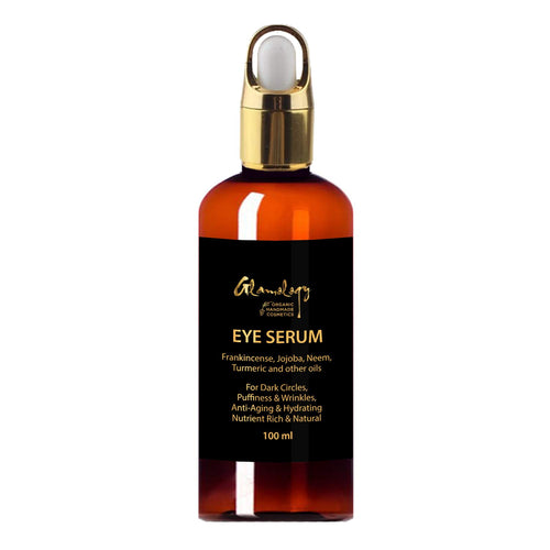 Eye Serum for Dark Circles, Puffiness, Wrinkles and Bags Under and Around Eyes 100Ml