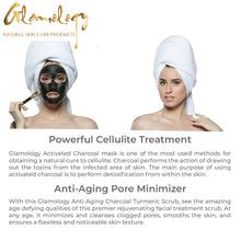 Load image into Gallery viewer, Detoxifying Turmeric Charcoal Mud Mask