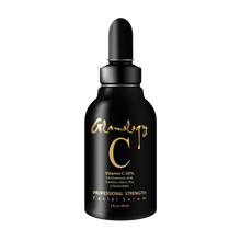 Load image into Gallery viewer, ORGANIC Vitamin C 20% Serum with Hyaluronic Acid from Natural Sources