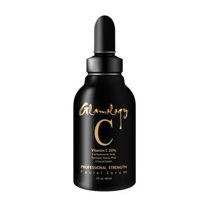 ORGANIC Vitamin C 20% Serum with Hyaluronic Acid from Natural Sources