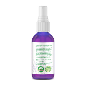 Lavender Water Hydrate alcohol free Face Spray with Neem & Saffron