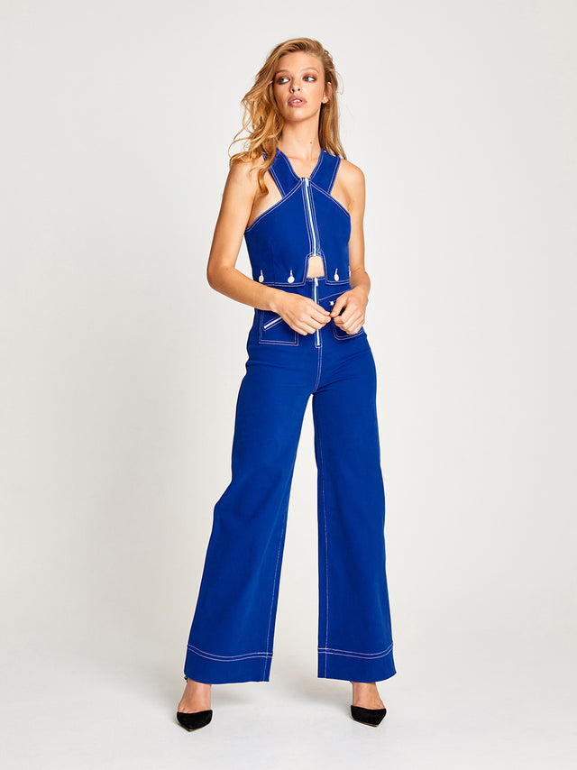 ELECTRIC JUMPSUIT