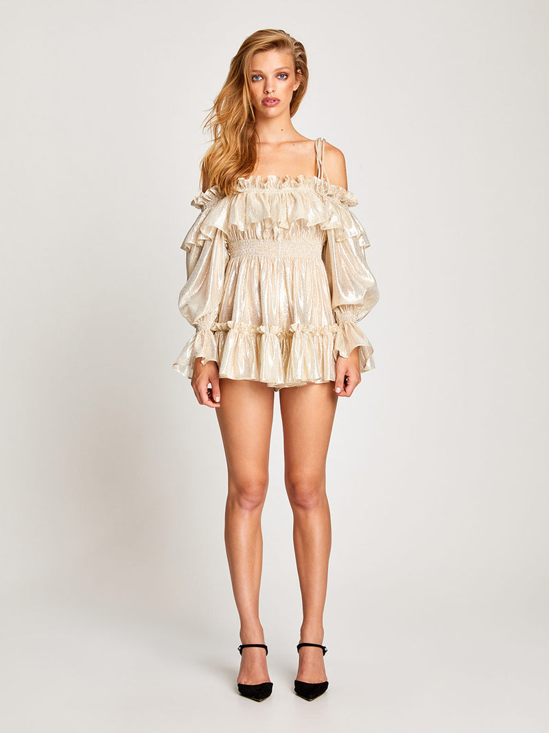 CHAMPERS PLAYSUIT