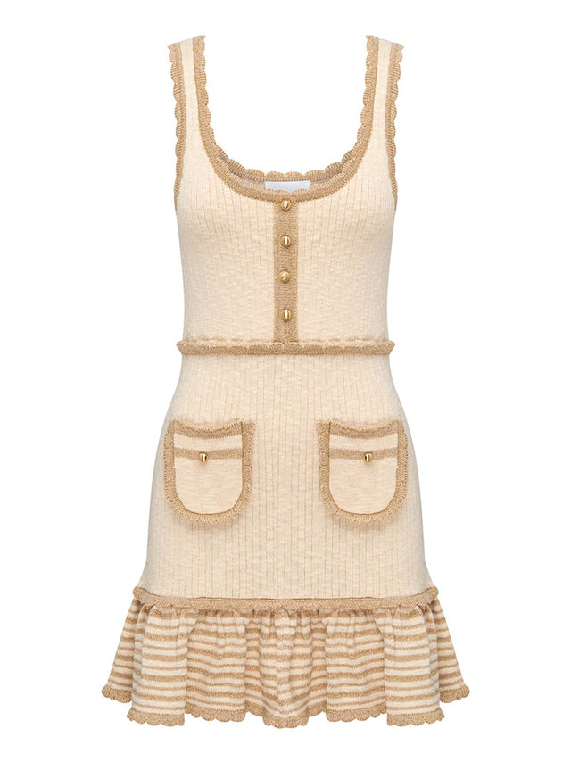HEAVEN HELP MINI DRESS