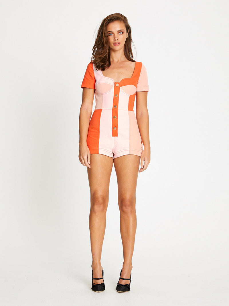 CHELSEA HOTEL PLAYSUIT