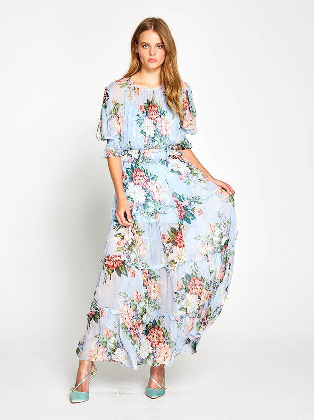 Pretty Things Midi Dress