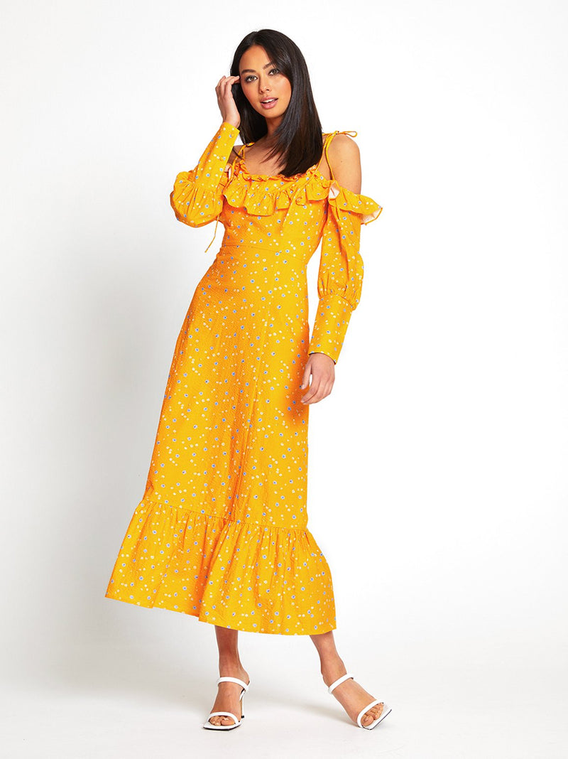 Limonata Midi Dress