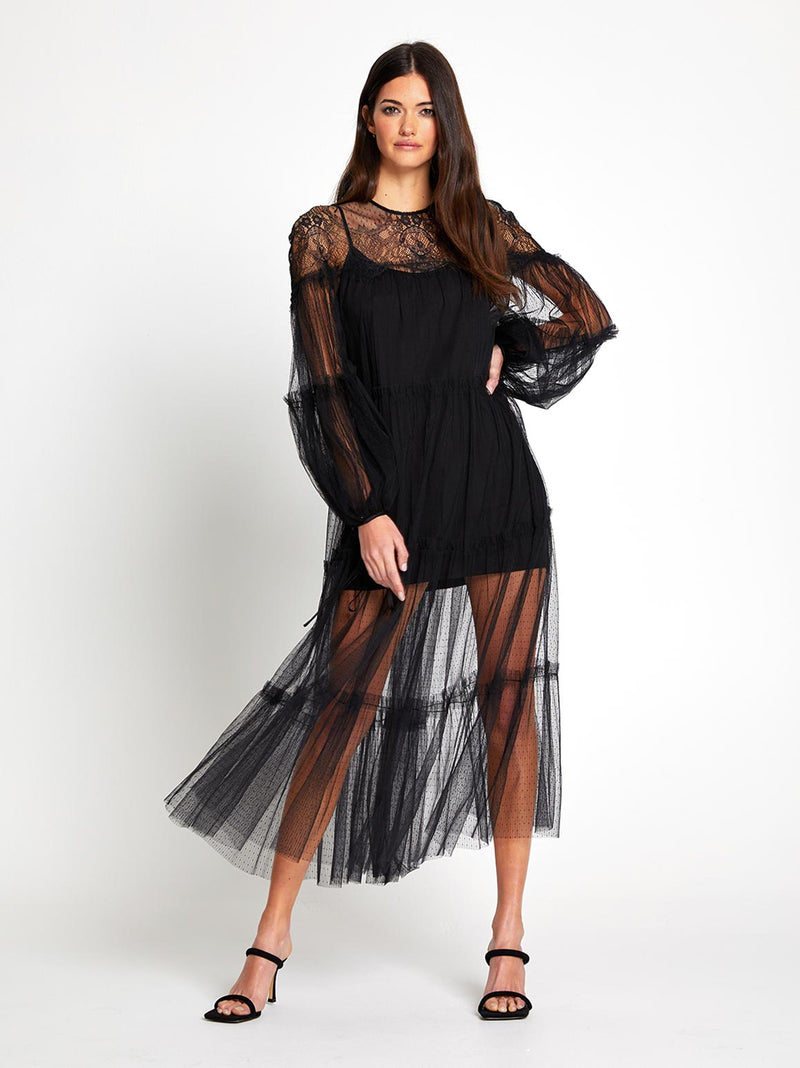 Fever Dream Midi Dress