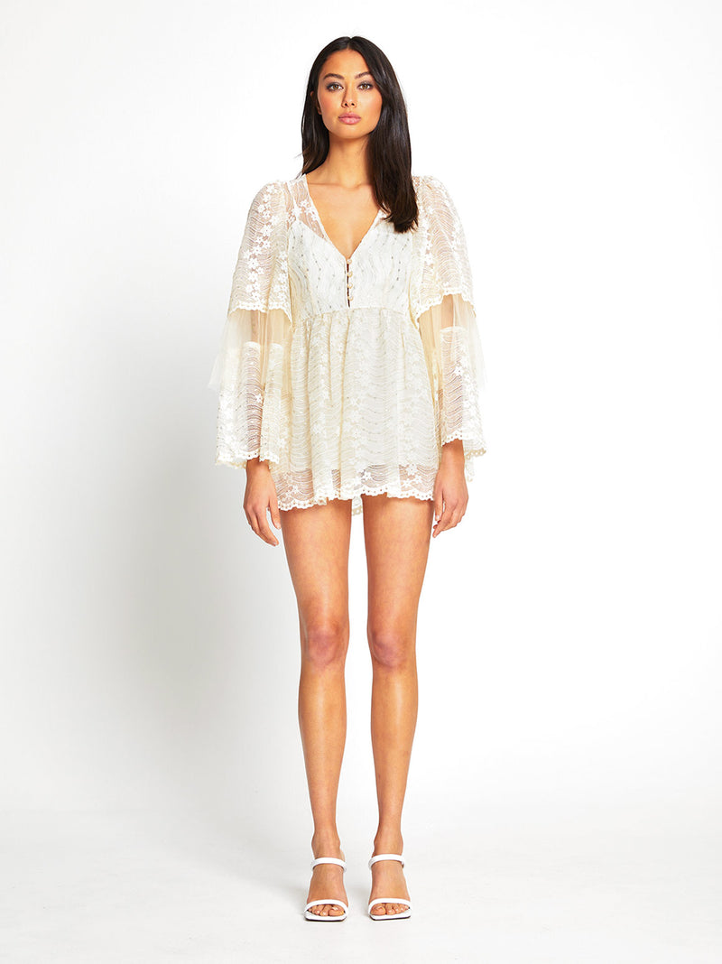 Moonstruck Mini Dress