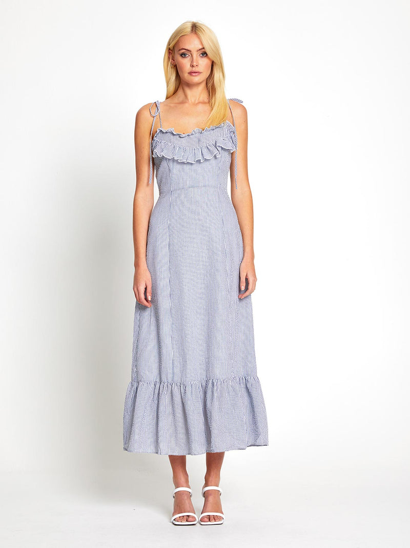 French Press Midi Dress