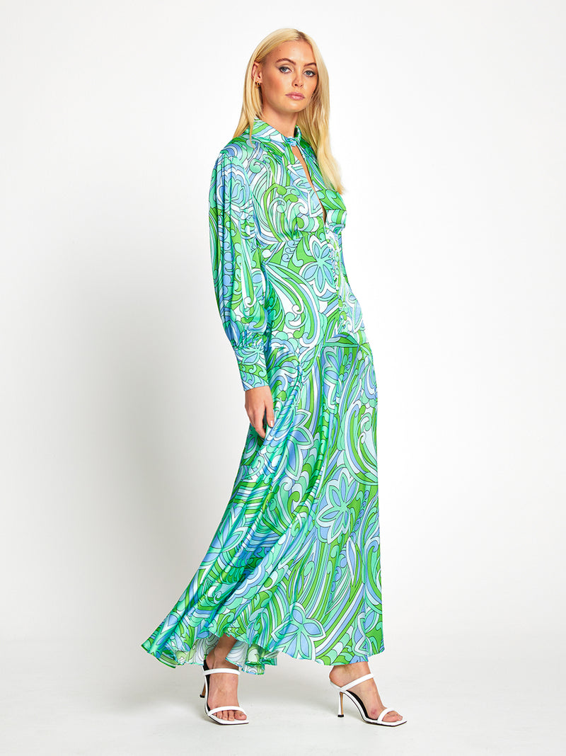 Mexicola Midi Dress